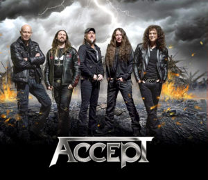 Accept - South Park Tampere 2018